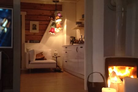 Cozy & authentic! 2 pers Homestay - Dům