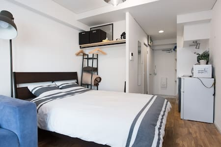 5min walk to Roppongi Sta/Wi-Fi! - Apartment