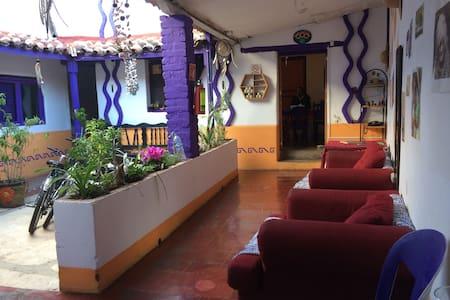 Cuartos privados a cinco minutos del centro - San Cristóbal de las Casas