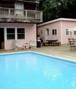 Dewey Beach cottage w swimming pool - Bungalow