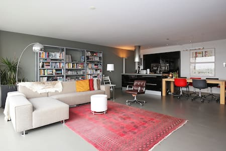 Spacious luxury duplex penthouse, private parking - Wohnung
