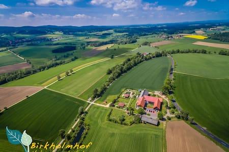 Birkholmhof Urlaub & Natur - Lägenhet