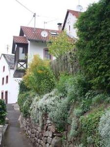 Romantisches Ferienhaus mit schöner - Eisenschmitt - Hus