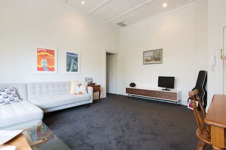 Leafy Bay Stay (eastern bedroom) - Rushcutters Bay - Apartment