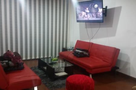Cómodo y nuevo apartamento - Apartment
