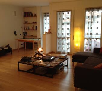 Camera matrimoniale in appartamento molto elegante - Venedig