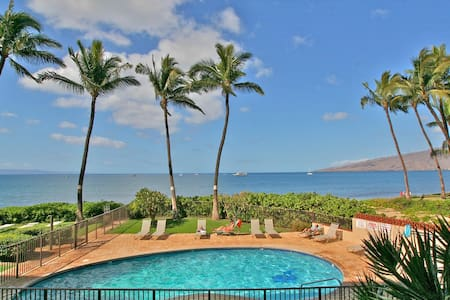 Kihei Beach 201 - Condominium