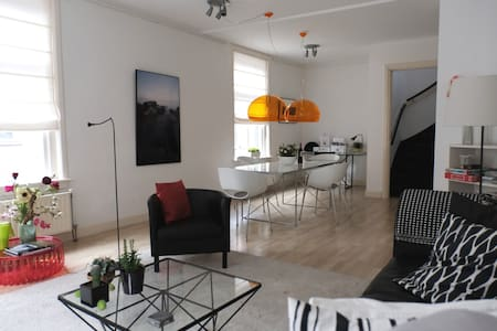 Luxury Spacious  Apartment  in Delft Old Centre. - Delft