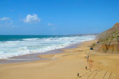 Beaches along 12km of coast - Lourinhã - Ev