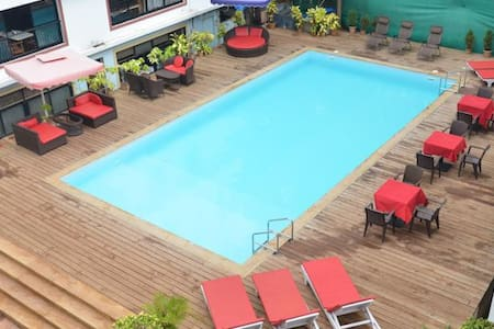 Room type: Entire home/apt Property type: Apartment Accommodates: 16+ Bedrooms: 9 Bathrooms: 8+
