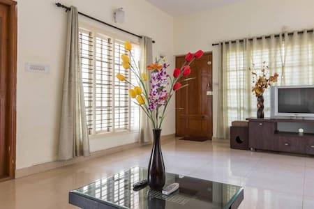 Private Room in Service Apartment 2 - Szoba reggelivel