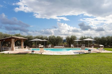 Villa Pedossa - 1br apt Girasole - Senigallia POOL - Apartmen