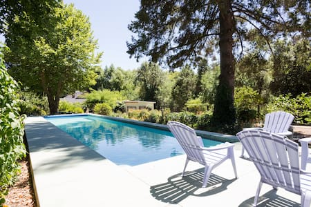 Glen Ellen Garden studio with Pool - Apartment