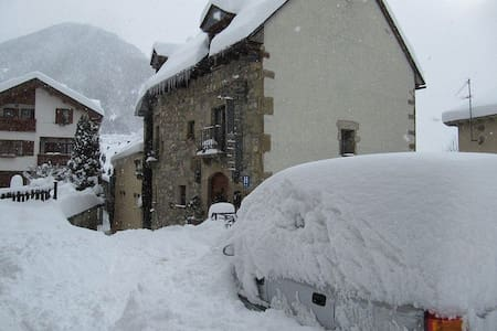 ATICO EN FORMIGAL (Huesca)cerca pistas esqui - Apartment