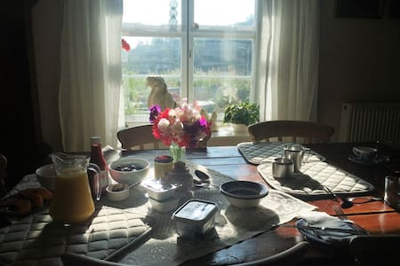 High Park Farm, Little Langdale - Bed & Breakfast
