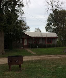 A secluded house in the Ms Delta. - Tutwiler