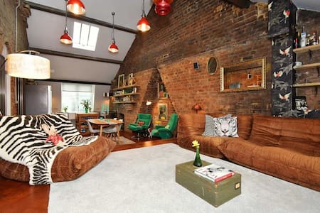 Loft 10 -  Newcastle's New York Style Penthouse - Newcastle upon Tyne