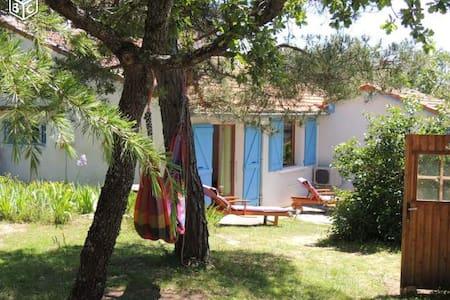 Maison à Viens avec jardin et piscine - Viens - Appartement