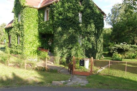 Samostatný byt s množstvím zeleně - Lipová-lázně