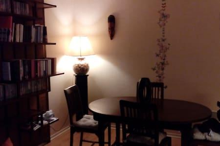 Appartement type F3. Cuisine équipé - Appartement