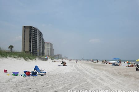 Jacksonville, close to beaches - Jacksonville - Ház