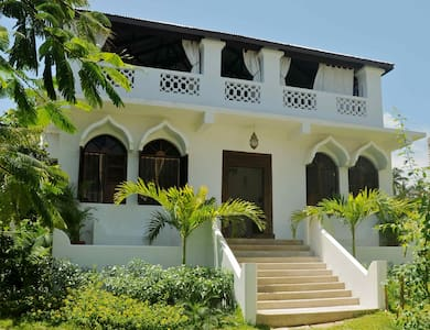 Swahili House ,antica dimora araba - Malindi