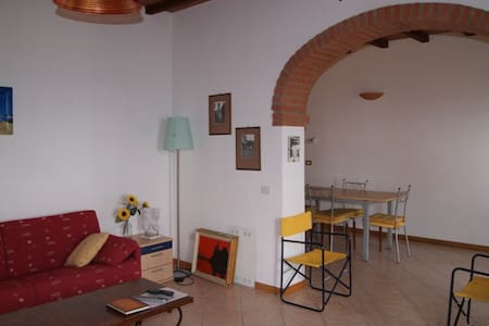 Bright panoramic apartment Poggio - Huoneisto