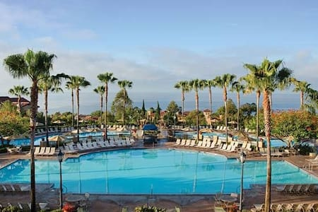 Marriott Newport Coast August 13 to 20;  +50% off - Newport Beach