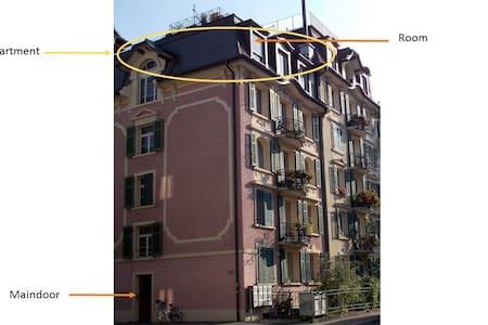 Charming habitation - Apartment