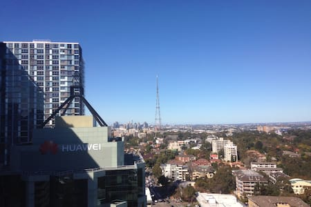 Live in Chatswood - Apartament