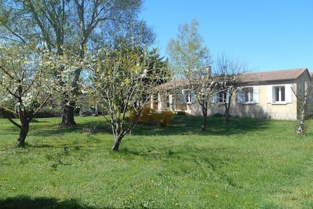 L'armoise - Villa à 5 minutes à pied du centre - L'Isle-sur-la-Sorgue - Villa
