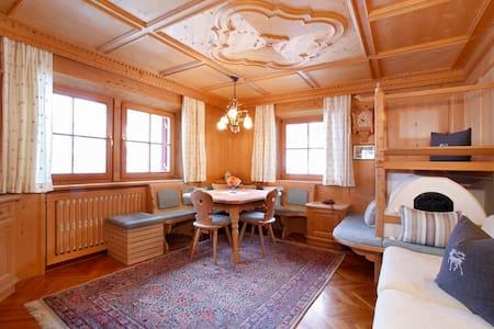 Appartmento Zyklame - Stube Tirolese Originale☀☀☀☀ - Santa Cristina Valgardena - Apartment
