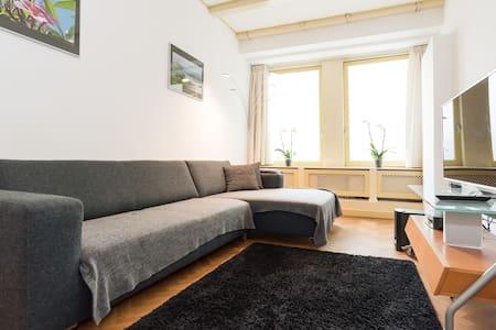 Perfect centre location in the city centre, & WIFI - Wohnung