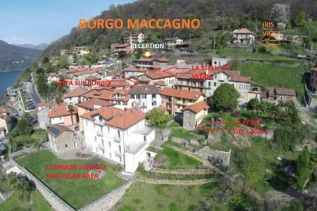 Vista Sul Borgo  - Appartement