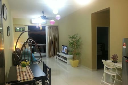 5 Star condo homestay ipoh - D' FESTIVO residences - Selveierleilighet