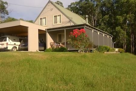 Mahogany Loft - Casa