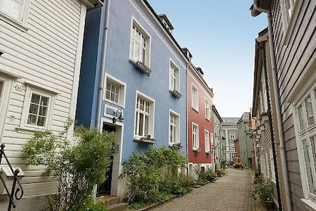 Apartment in the city centre of Bergen - Pis