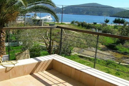 2 BD, Maisonette, Sea view in Porto Koufo Sithonia - Ev