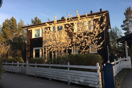 Comfortable house north of Sthlm - Vallentuna - House