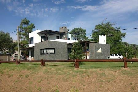 Casa frente al mar en Guazuvira Nuevo - Ház