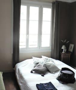 Chambre avenue de la Basilique - Lisieux - Apartment