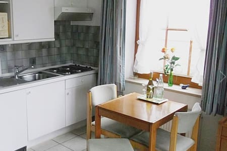 Einzimmerapartment - Apartemen