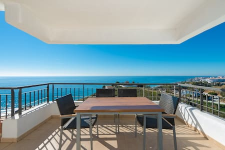 Magnificent front seaview Apartment - Torrox - Appartement