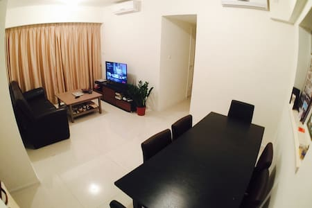 SEAVIEW+private bathroom+ MTR 2mins - Hong Kong - Apartment