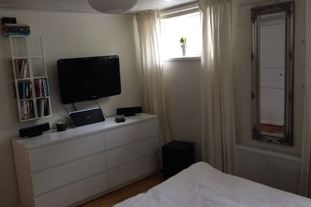 Nice room in a house, Bromma - Stockholm - House