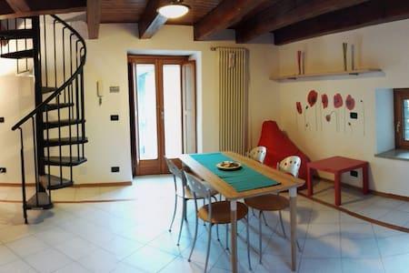 """Appartamento """"La Tor"""" a Donnas - Donnas, Valle d'Aosta, IT - Leilighet"""