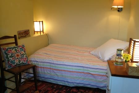 Country cottage sm double/single 10mins to airport - Winford - Casa