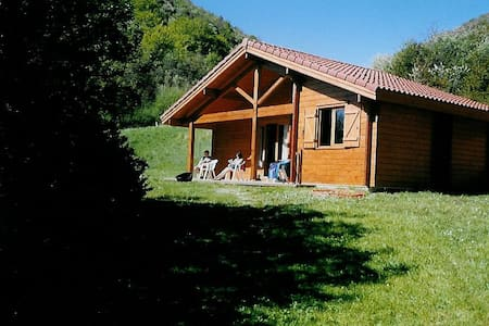 chalet rouge - Fondamente - House