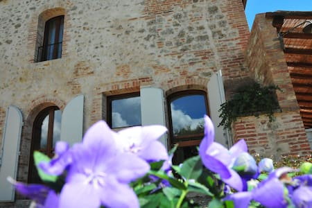 Charming Studio inSiena countryside - Monteroni D'arbia - Lägenhet