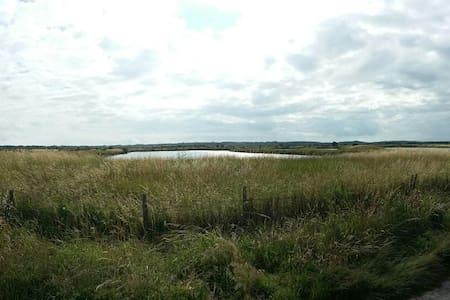 Chambre au bord des marais - Hus